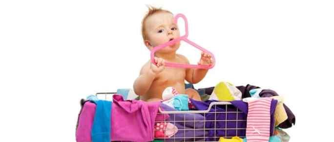 Babykleidung DIY | © panthermedia.net /serrnovik