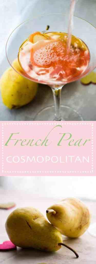 French Pear Cosmopolitan