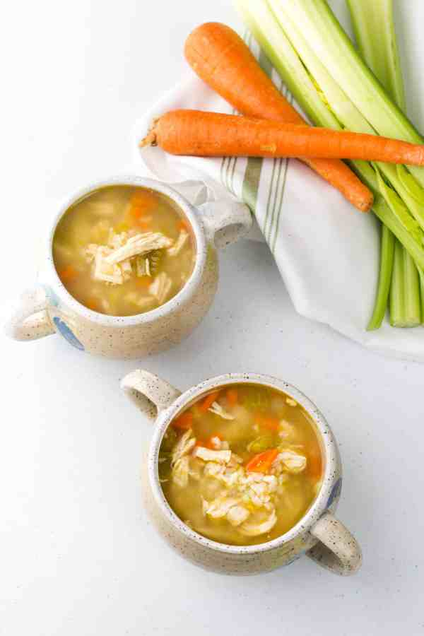 Lucille's Chicken Soup