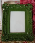 """5""""x7"""" Lacquered Frame $39.00 This frame is charming and sophisticated."""