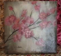 "12""x12"" Canvas Wall Art $49.00"