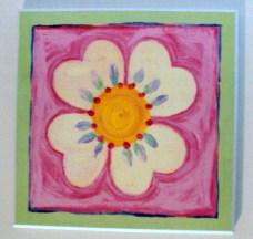 12x12 Flower Pop $19.50