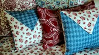 Mix & Match with accent pillows.