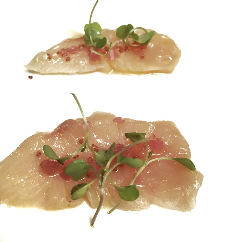 Scarpetta Yellowtail