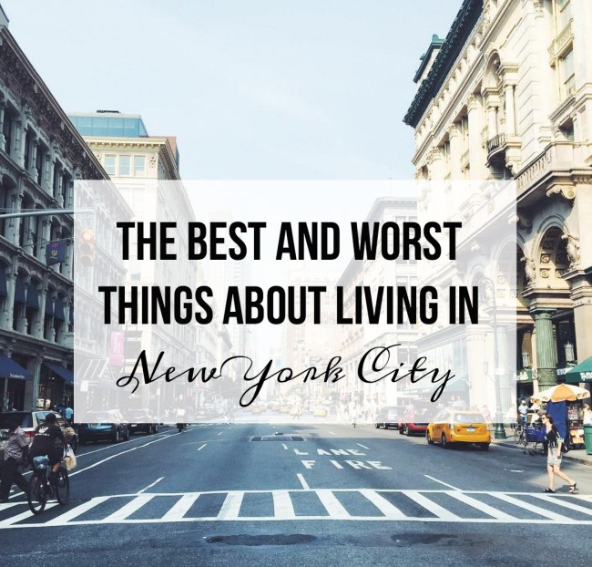 best worst things nyc