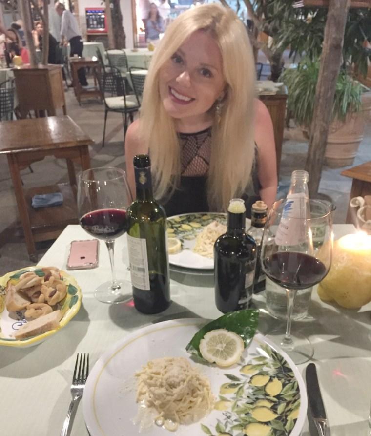 Gracie Gordon | Hungry Blonde