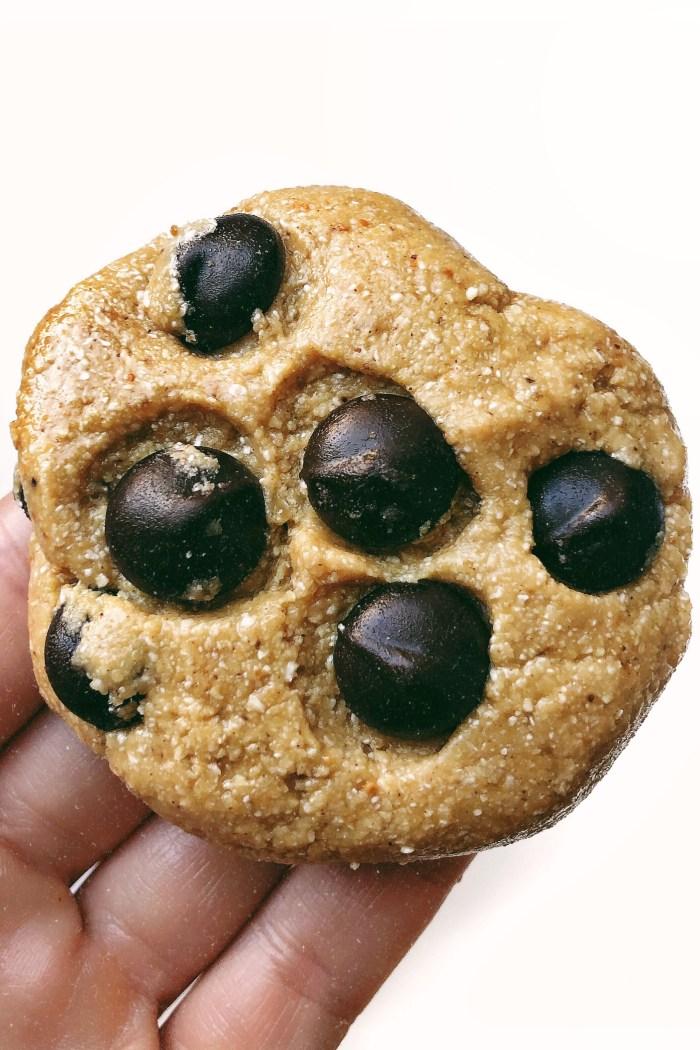 Single Serving Cookie Dough {Grain-Free}