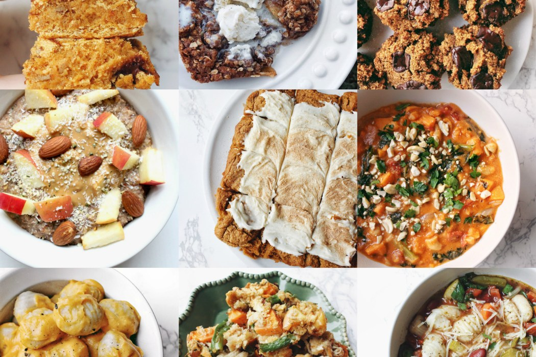 Day 19 of 31: fall recipe roundup