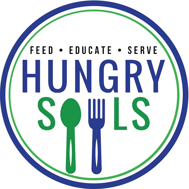 Hungry Souls circular logo