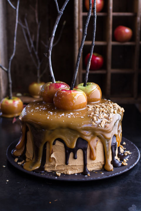 salted-caramel-apple-snickers-cake-41