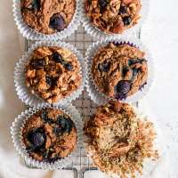 Tigernut Flour Muffins - 2 Ways (AIP!)