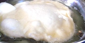 Not Going to the Fair: Fried Dough at Home |HungryEnoughToEatSix.com
