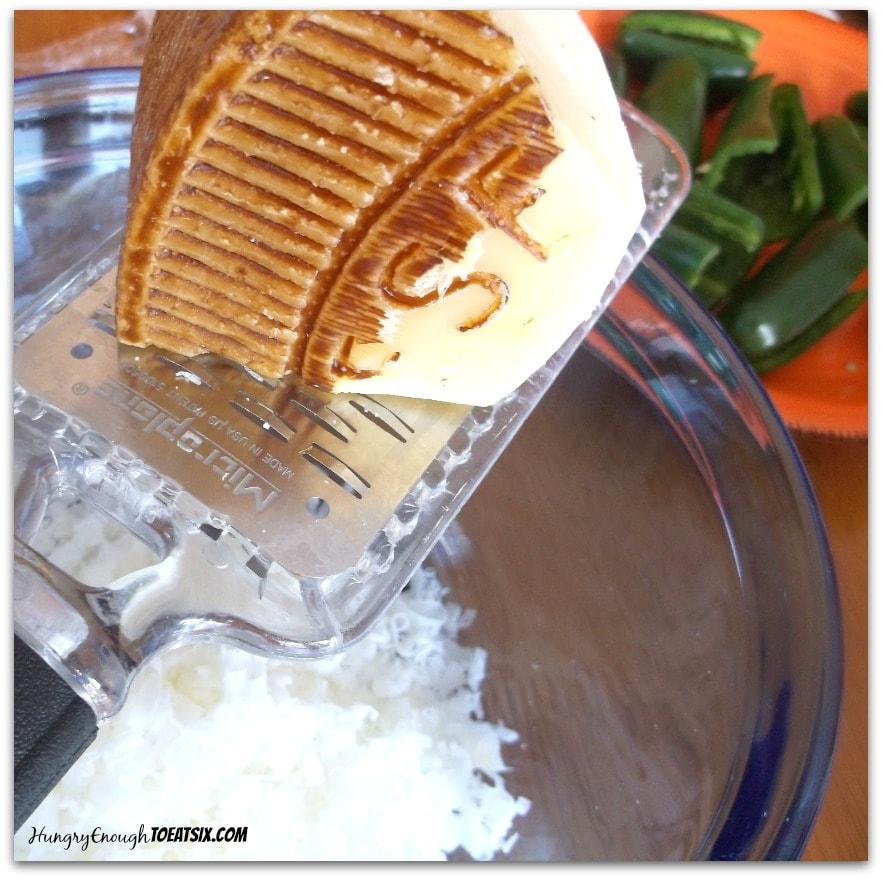 Iberico Cheese.