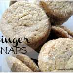 These Ginger Snaps are sweet, spicy, and deliciously welcome at any time of the year.