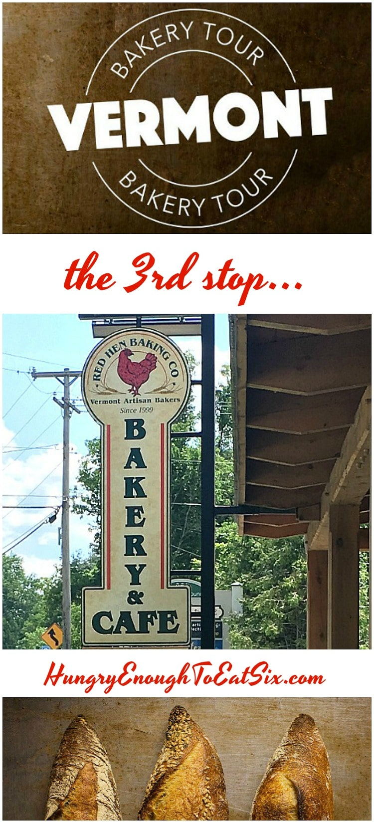The Vermont Bakery Tour took us on a beautiful, sunny, Sunday morning drive to Middlesex, VT to check out the Red Hen Baking Company & Cafe.
