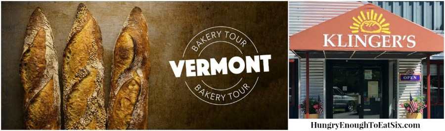 Delectable Destinations: Klinger's Bakery, Our 1st Stop on the Vermont Bakery Tour!