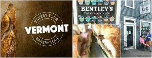 Delectable Destinations: Bentley's Bakery & Cafe, Our 6th Stop on the Vermont Bakery Tour! We visited Bentley's Bakery & Cafe in Danville, Vermont, as we continue on King Arthur Flour's Vermont Bakery Tour!