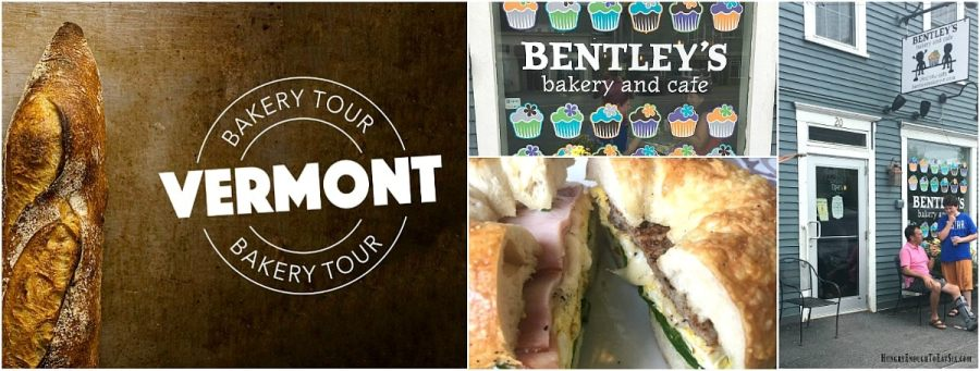 Delectable Destinations: Bentley's Bakery & Cafe, Our 6th Stop on the Vermont Bakery Tour!