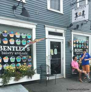 We visited Bentley's Bakery & Cafe in Danville, Vermont, as we continue on King Arthur Flour's Vermont Bakery Tour!