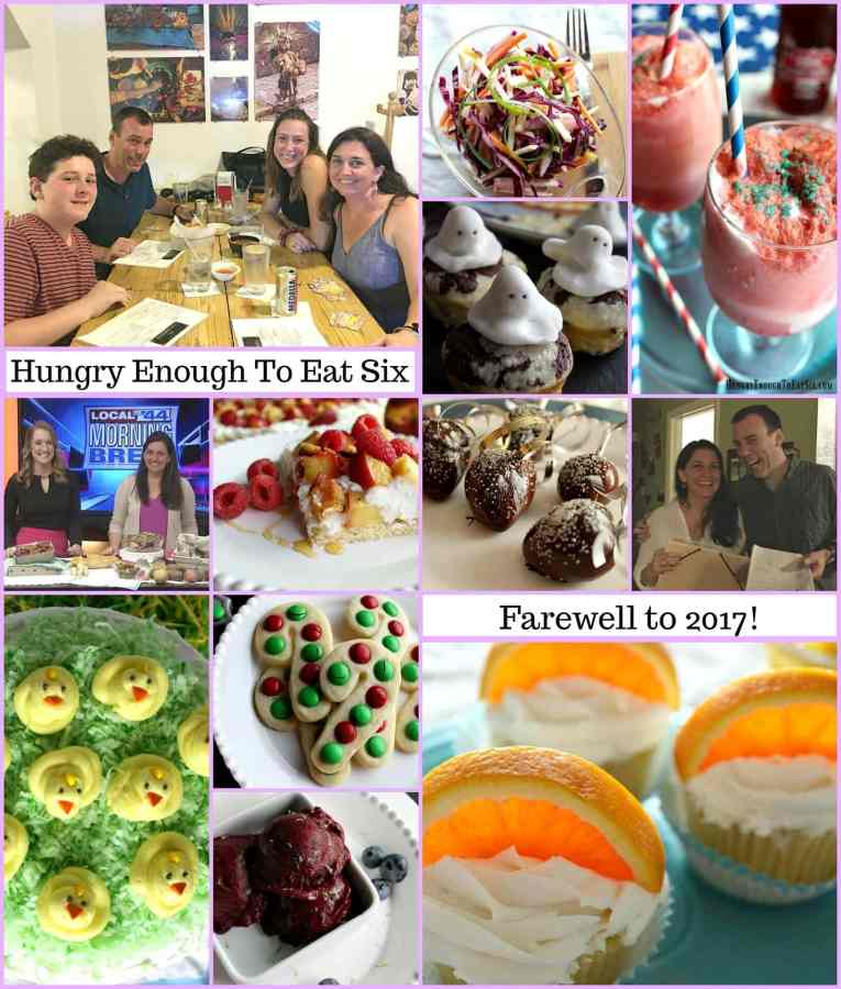 Cheers To a New Year! A Hungry Enough To Eat Six Reader Survey