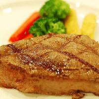 Gebakken rundersteak