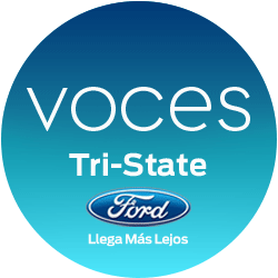 Tri-State Ford Voces Badge #FordLocal