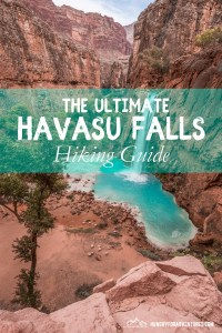 Ultimate Havasu Falls Hiking Guide Cover
