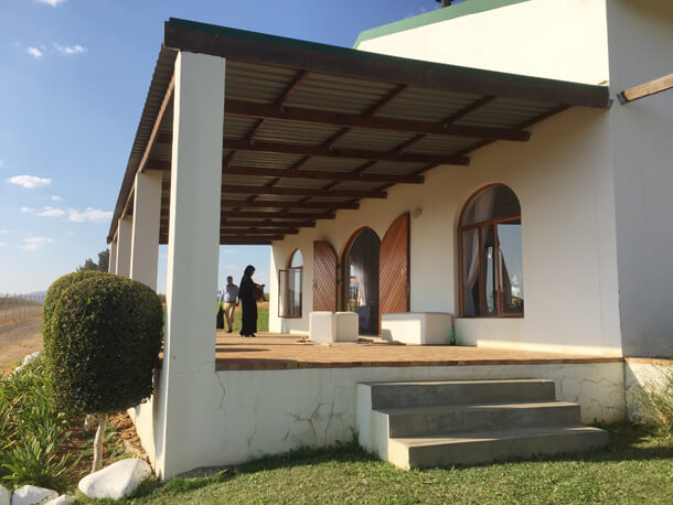 Klein Nederburg Hungry for Halaal