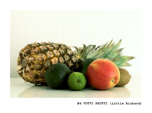 Obst und Avocados