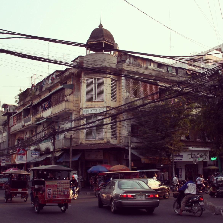 Zurück nach Phnom Penh