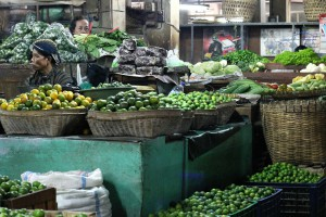 markt yogyakarta indonesien