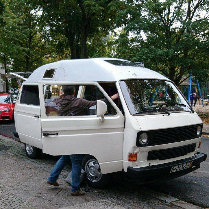 VW T3 Campervan