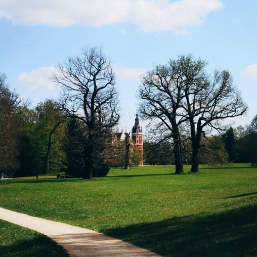 Schloss Muskau Fürst Pückler Park Bad Muskau