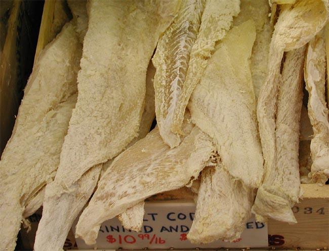187 Salt Cod Hungry Gerald