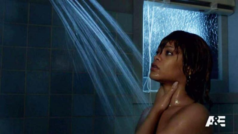 Rihanna as Marion Crane in Bates Motel