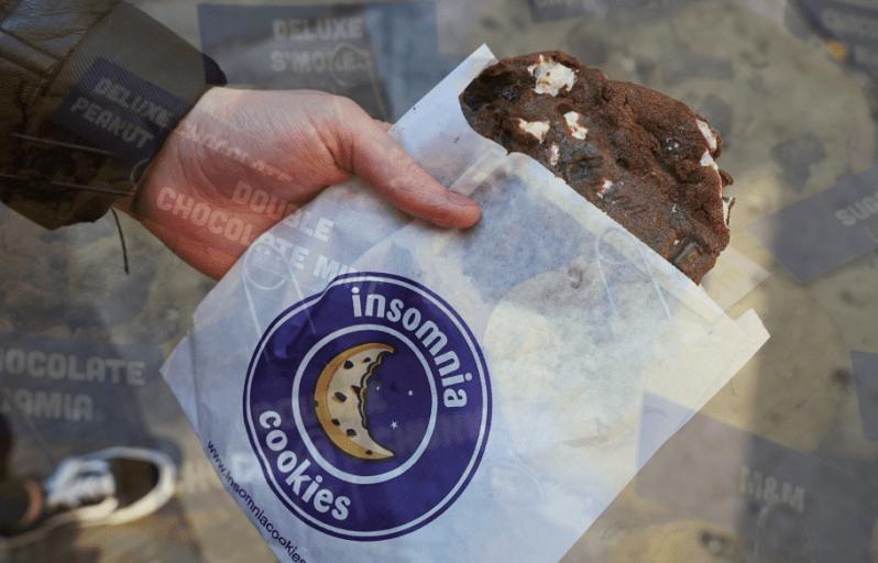 Insomnia Cookies Greenwich Village New York