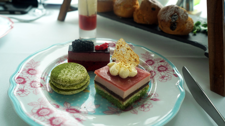 Luxury afternoon tea at Panoramic34 Liverpool