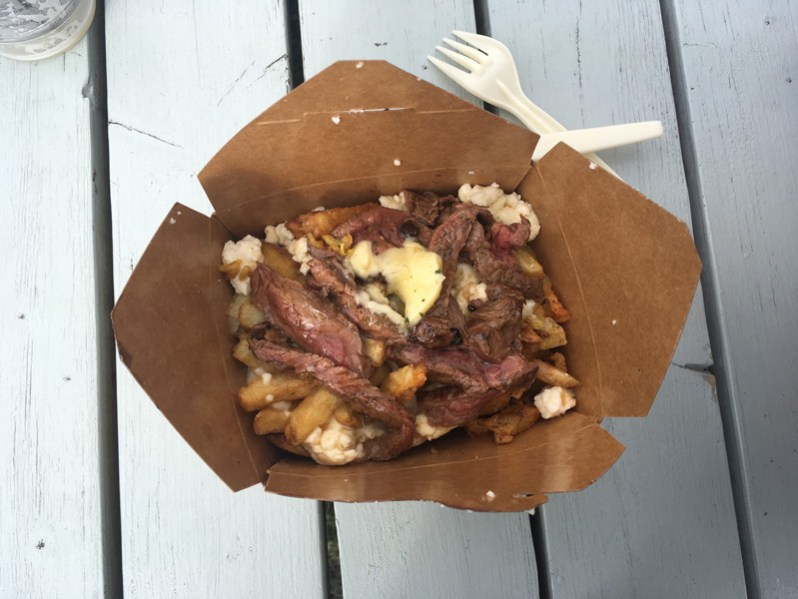 Caribou Poutine Liverpool Food and Drink Festival Sefton Park 2017