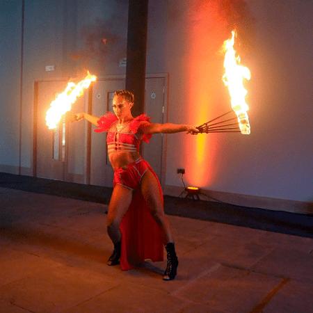 Chloe Hannah Bass dancer