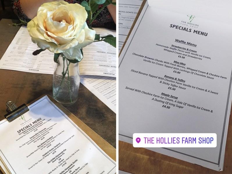 the-hollies-farm-shop-cheshire