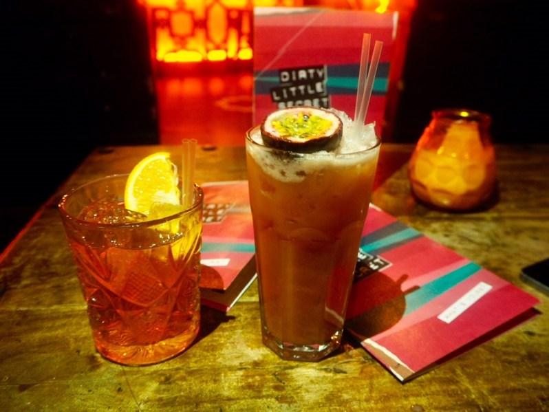 Dirty Little Secret Wood Street Liverpool bar review
