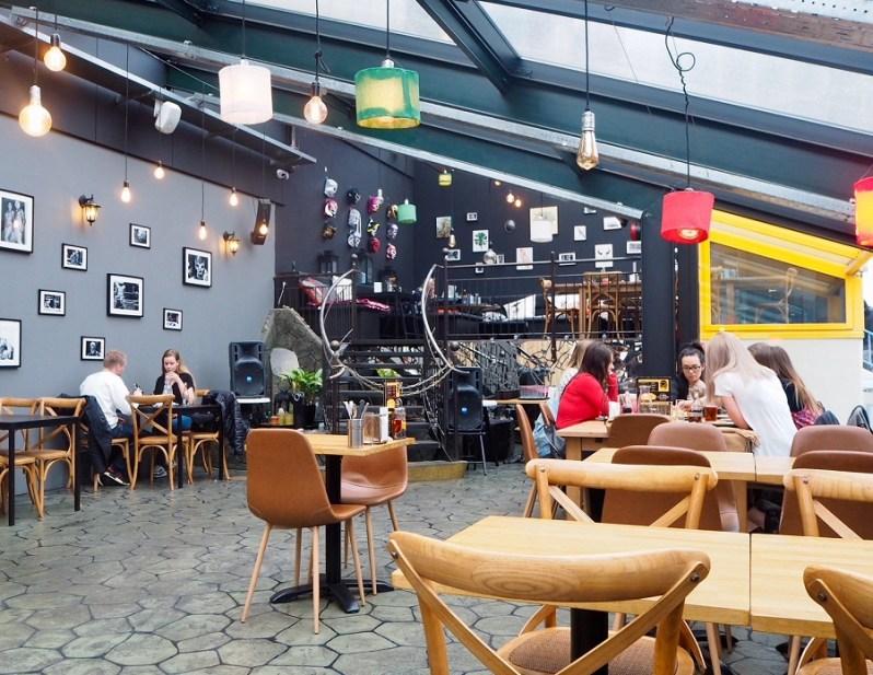 El Santo Mexican restaurant Reykjavik