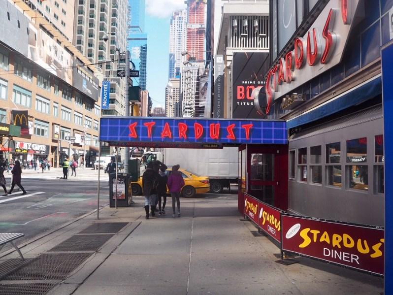 Ellen's Stardust Diner Times Square New York