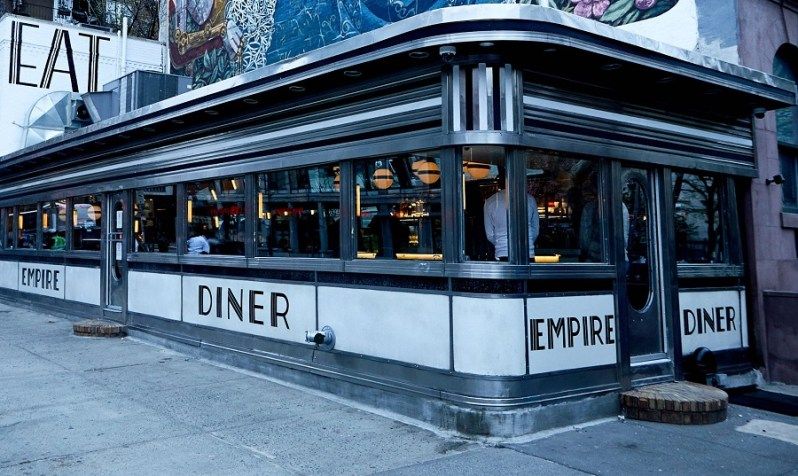 Empire Diner New York restaurants review