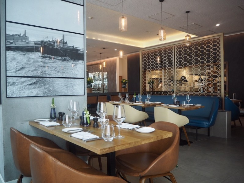 Marco Pierre White Wheeler's of St James restaurant review