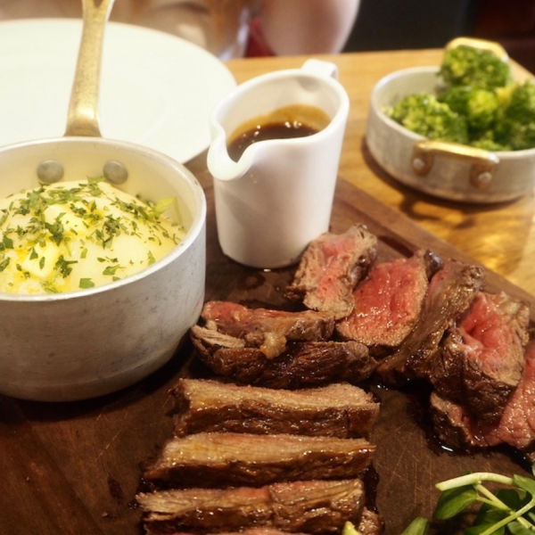 Grill on New York Street Manchester restaurant review