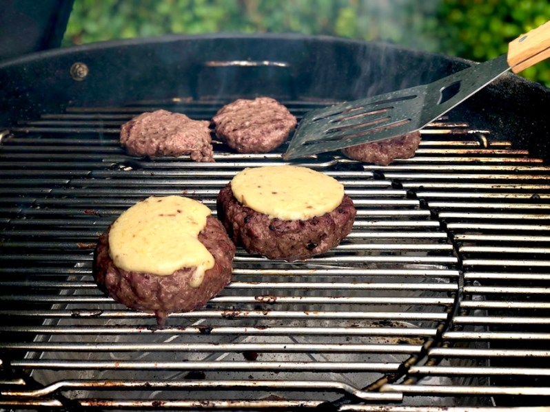 Marks and Spencer Our Best Burger Ever Beef Traceability campaign