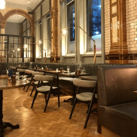 The Refuge at Volta Manchester restaurant food review