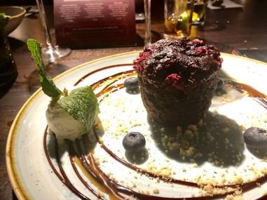 The Devon Doorway Heswall restaurant dessert menu 1