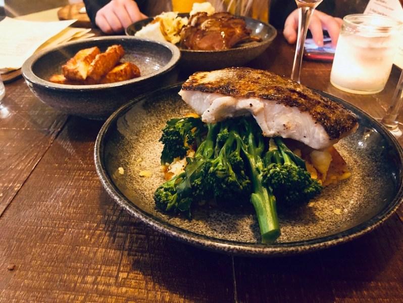 Food menu review of 33 Oldham Street Manchester, Northern Quarter restaurant